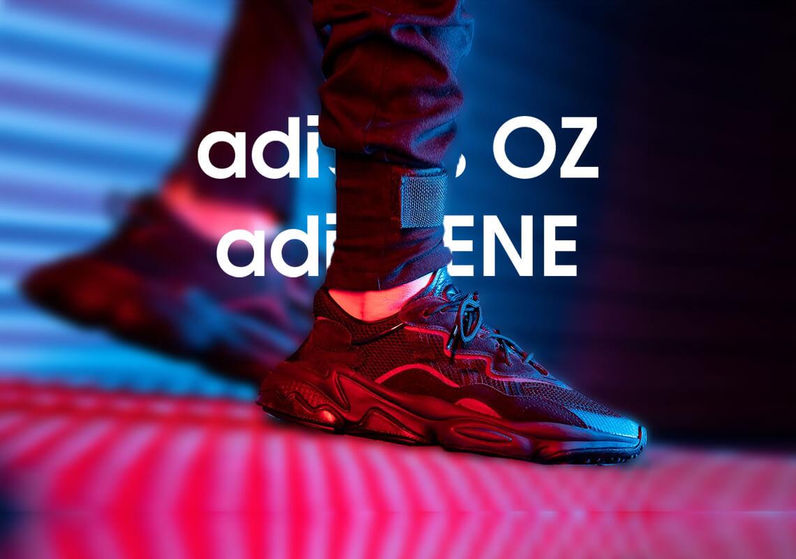 biblioteca Caso Triplicar  Take A Closer Look At The adidas OZ adiPRENE 'Triple Black' | The Sole  Supplier