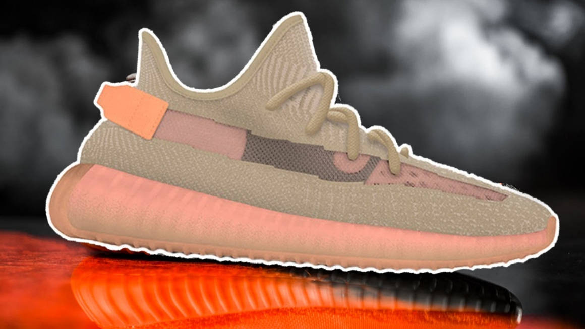 Yeezy Boost 350 V2 'Clay' Gets A