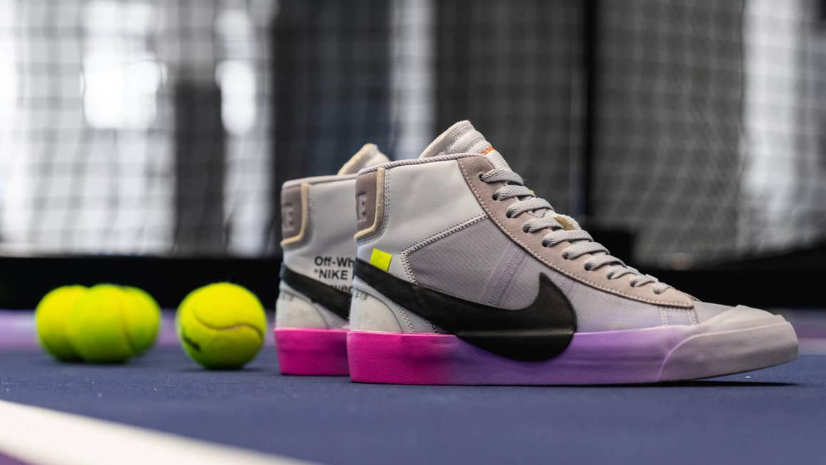 The Off-White x Serena Williams x Nike