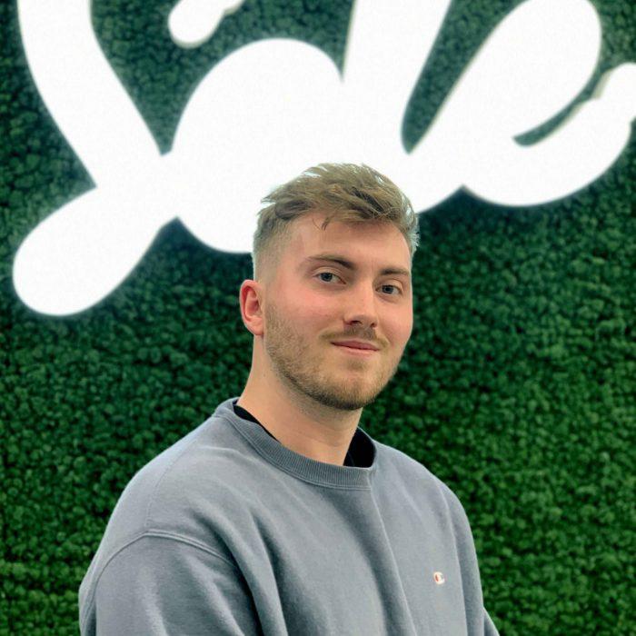 Miles Denton - Social Media Assistant & Product Co-ordinator