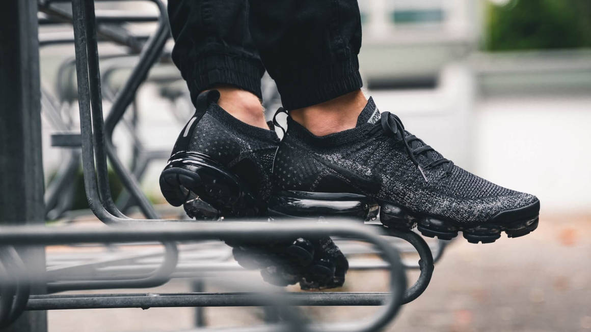 The Nike Air VaporMax 2.0 'Anthracite