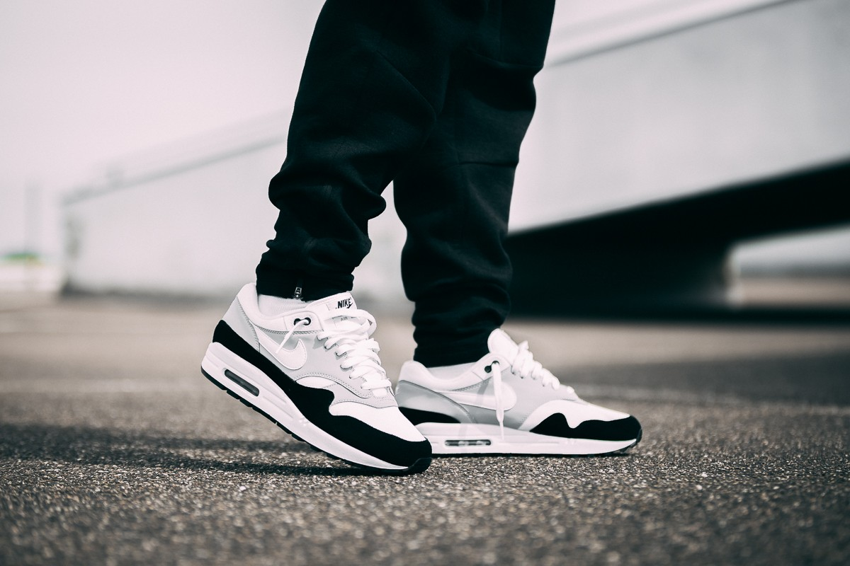 The Nike Air Max 1 'Wolf Grey' Is The Perfect Blend Of