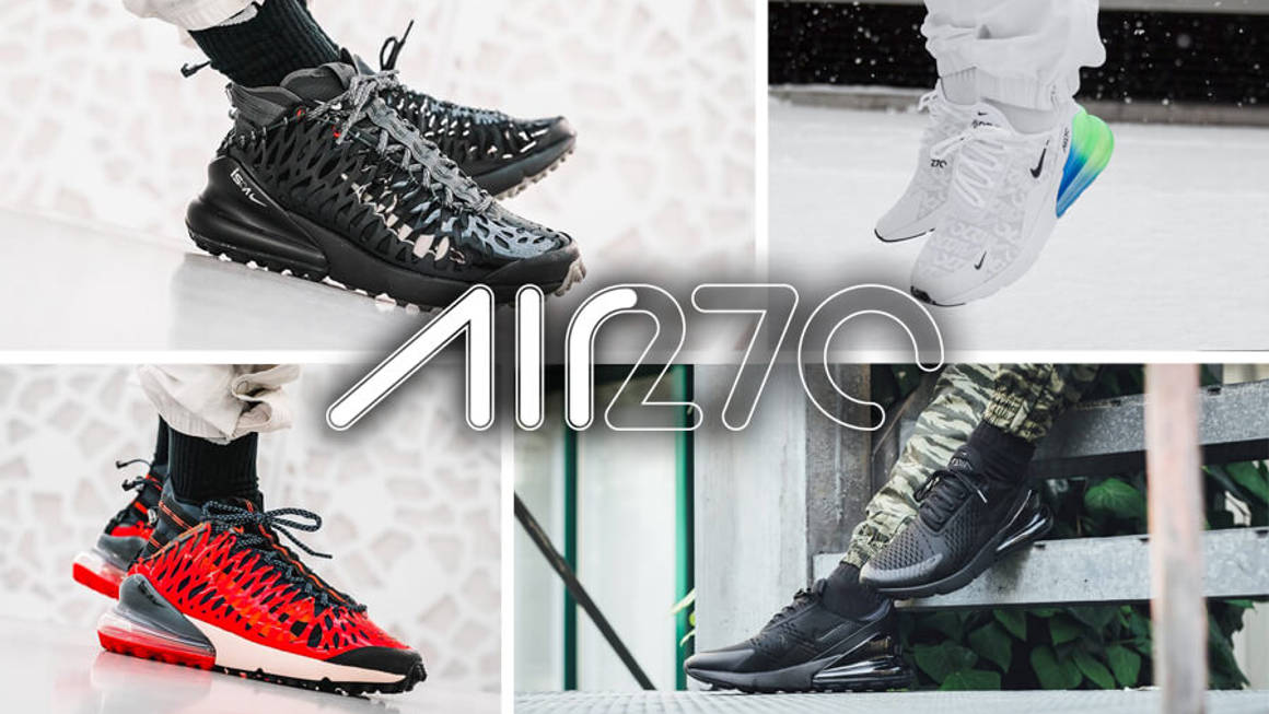 13 Nike Air Max 270s That You Do Not