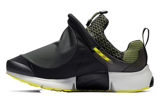 Comme des Garcons Homme Plus x Nike Presto Tent Black | BV0071-001