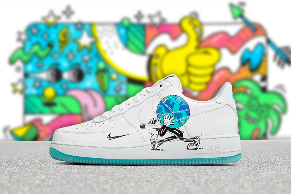 The Nike 'Earth Day' Pack Calls In Help From Steve