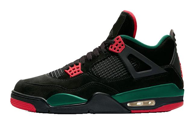 Do The Right Thing x Air Jordan 4 Black AQ3816-063