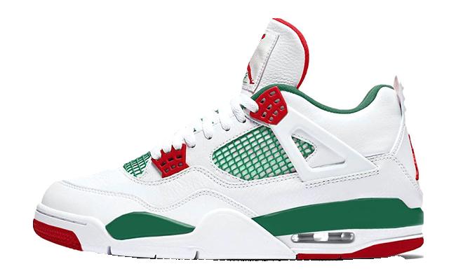 Do The Right Thing x Air Jordan 4 White AQ3816-163