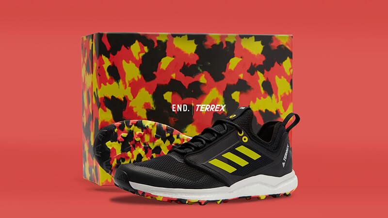 END x adidas Terrex Agravic XT Multi