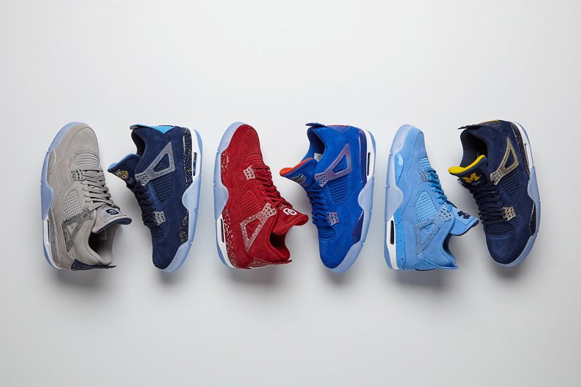 Jordan Brand Preps For March Madness