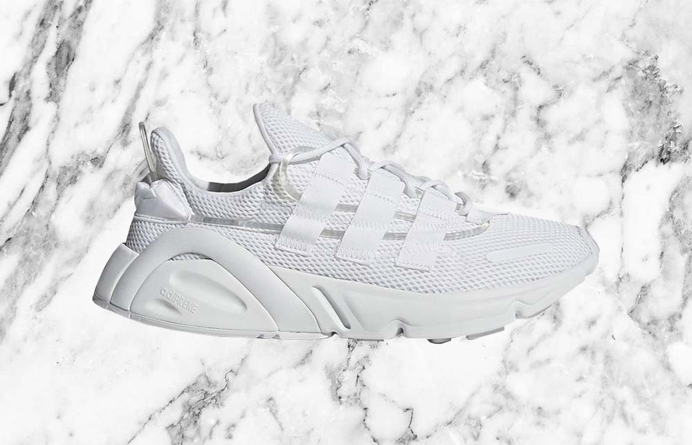 adidas Originals Unveils The LXCON 'Triple White' In Time For Spring