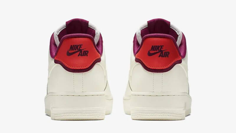 Nike Air Force 1 07 LV8 1 Sail Red