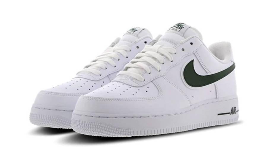 Nike Air Force 1 White Bonsai | Where