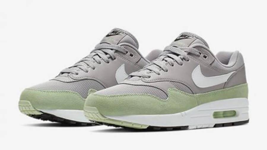 Nike Air Max 1 Grey Green | Where To