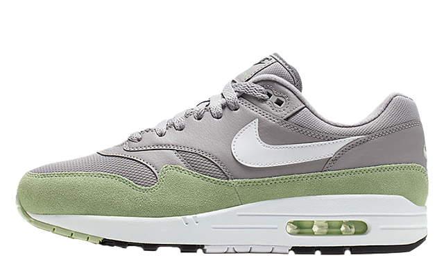 Nike Air Max 1 Grey Green | AH8145-015