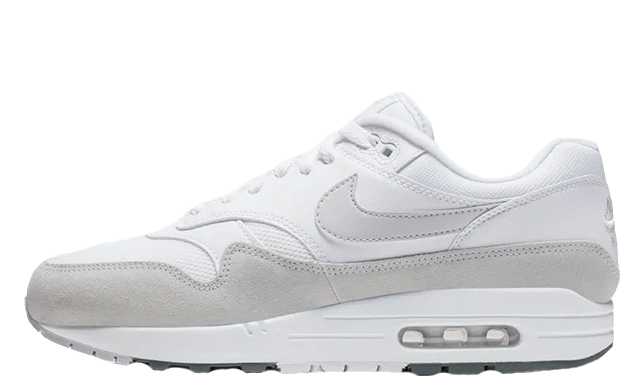 Nike Air Max 1 White Grey AH8145-110