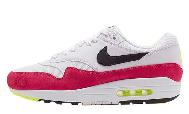 Nike Air Max 1 White Red | AH8145-111