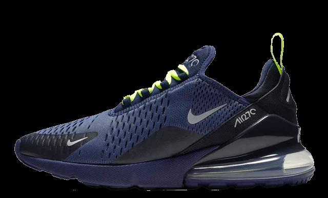 Nike Air Max 270 Blue Volt CD7337-400