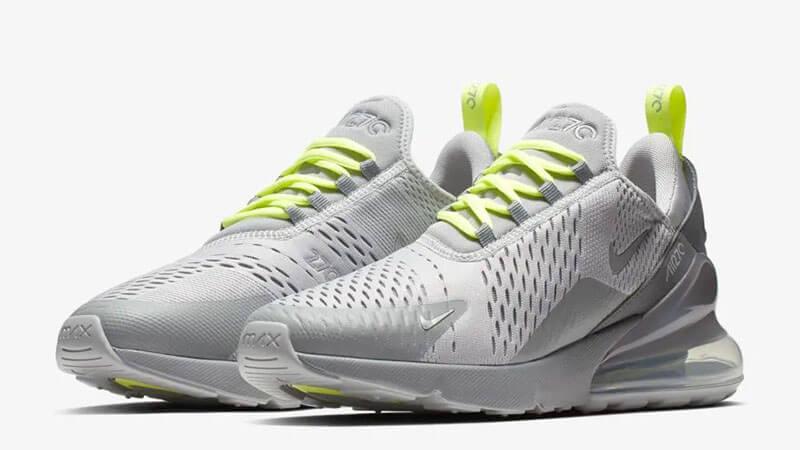 Nike Air Max 270 Grey Volt