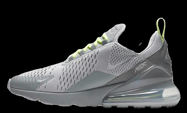 Nike Air Max 270 Grey Volt CD7337-001
