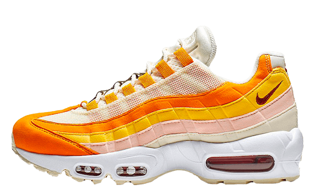 Nike Air Max 95 Orange Ivory