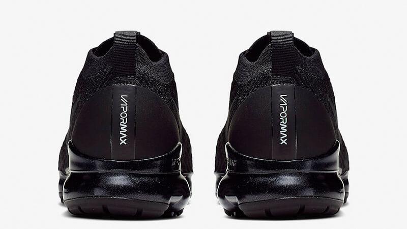 Nike Air VaporMax 3 Black AJ6900-004 back