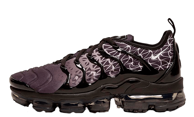 Nike Air VaporMax Plus Black White