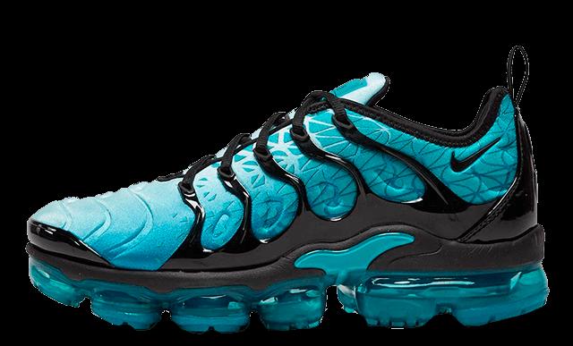 Nike Air VaporMax Plus Teal Black