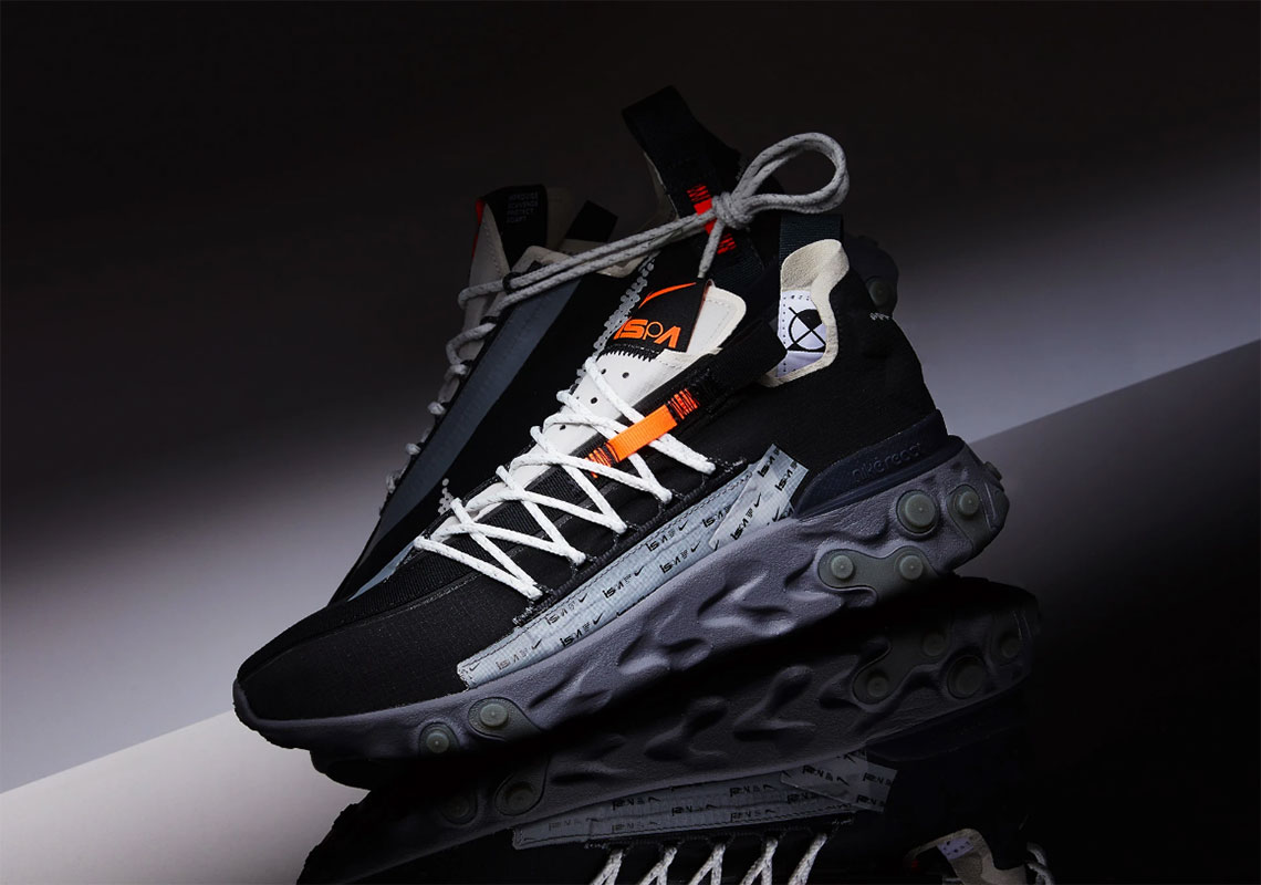 You Need The Nike React Runner WR ISPA 'Gunsmoke' In Your Rotation