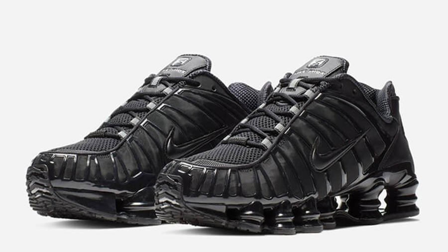 Estrecho de Bering Enjuague bucal fábrica  Nike Shox TL Black | Where To Buy | BV1127-001 | The Sole Supplier