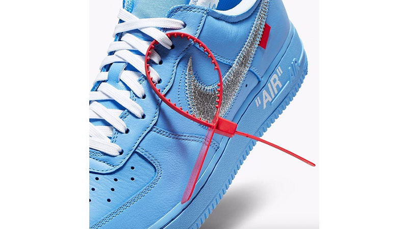 Off White x Nike Air Force 1 MCA