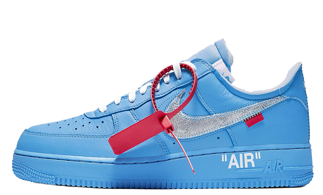 defensa años montaje  Off-White x Nike Air Force 1 MCA - Where To Buy - CI1173-400 | The ...