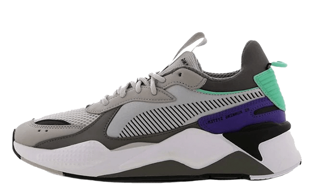 PUMA RS-X Tracks Grey Violet 369332-01
