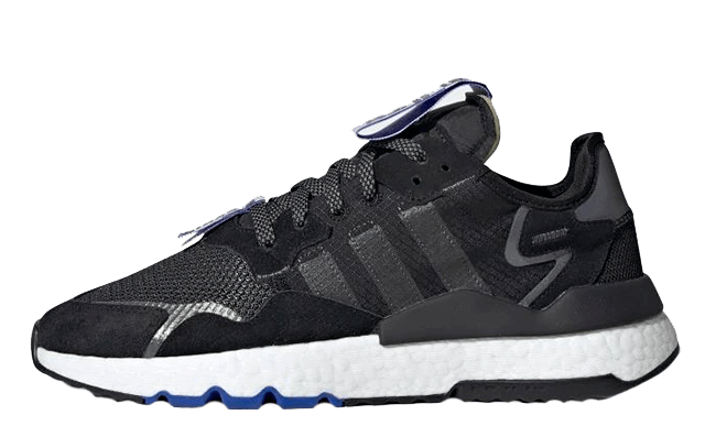 adidas Nite Jogger Black Blue EG2206