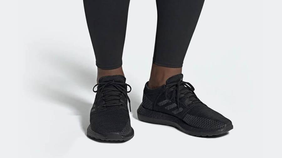 adidas Pureboost Go Black | Where To