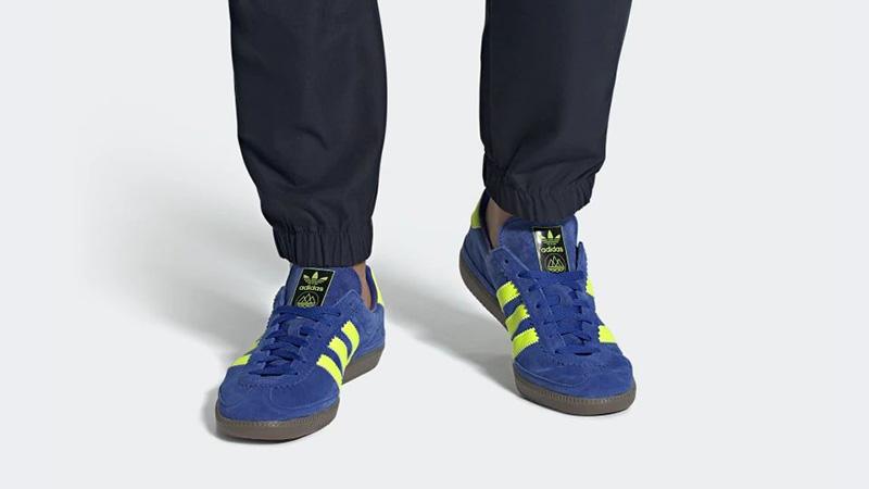 adidas SPZL Whalley Blue Green   Where