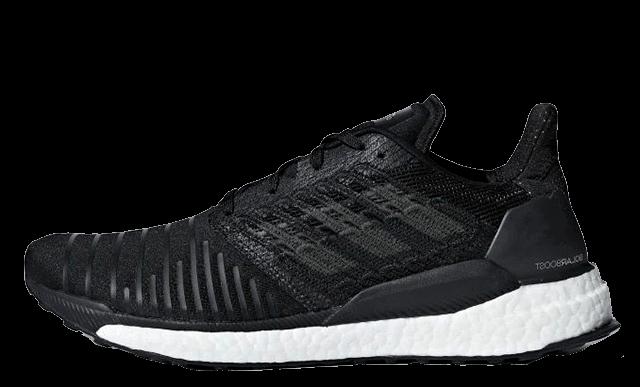 adidas Solar Boost Black Grey CQ3171