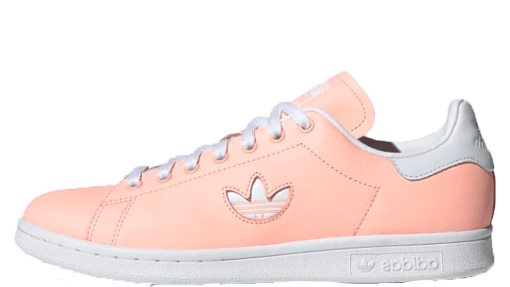 adidas Stan Smith Clear Orange Womens F34308