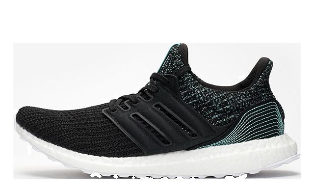 adidas Ultra Boost 4.0 Parley Black