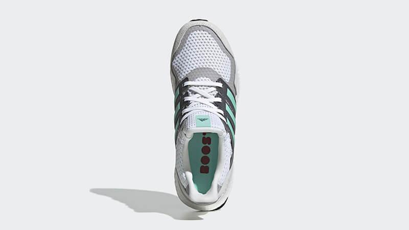 adidas Ultra Boost S&L Grey Mint Womens EF2865 middle