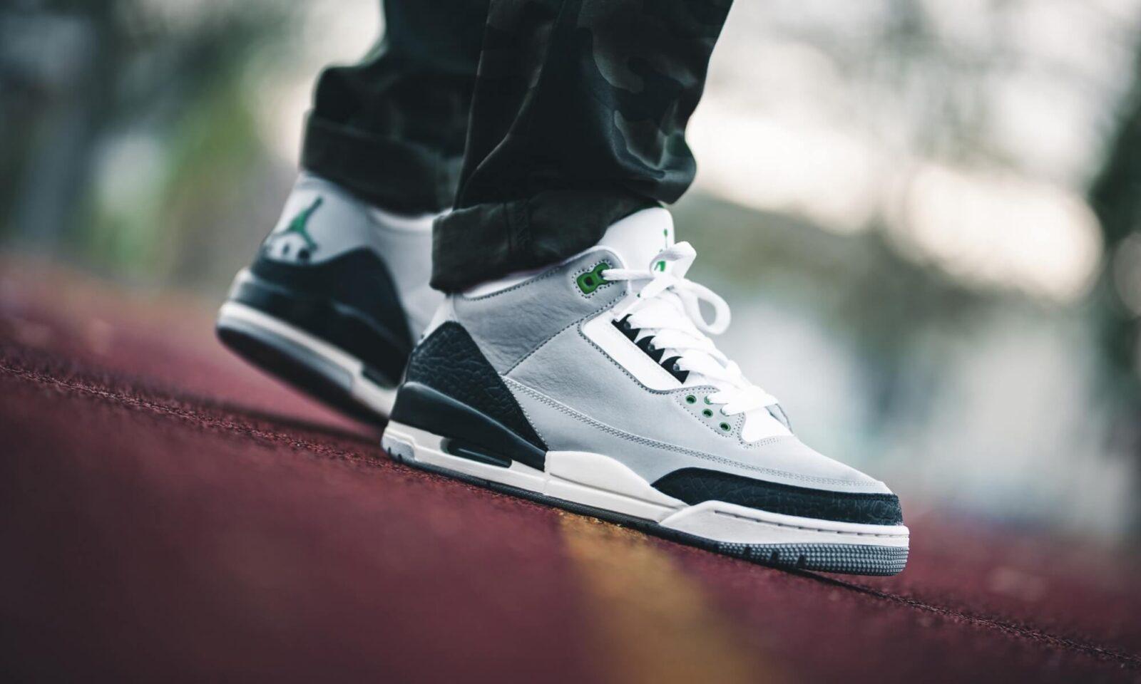 The Air Jordan 3 'Chlorophyll' Is The