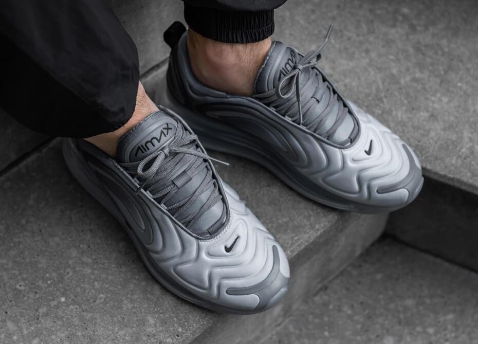 Nike Air Max 720 Cool Grey (Carbon Grey) Arriving Overseas