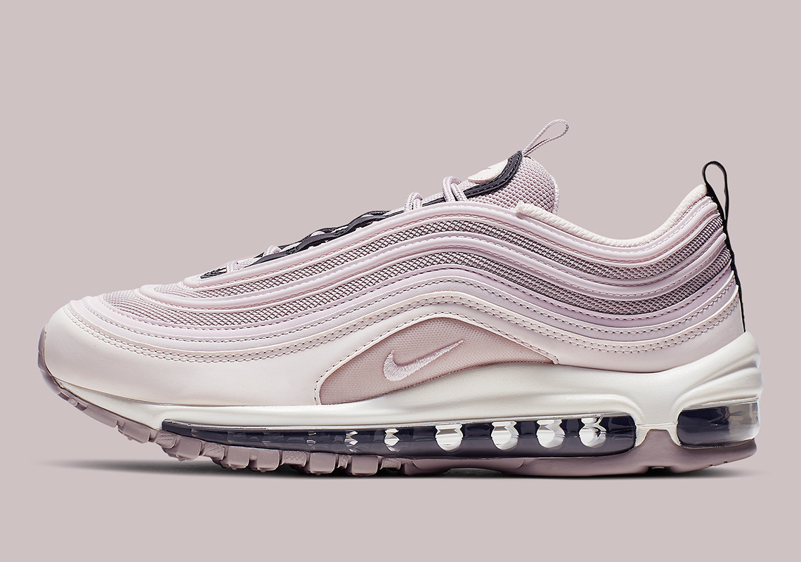 Pastel Pinks And The Nike Air Max 97 Fuse Together This