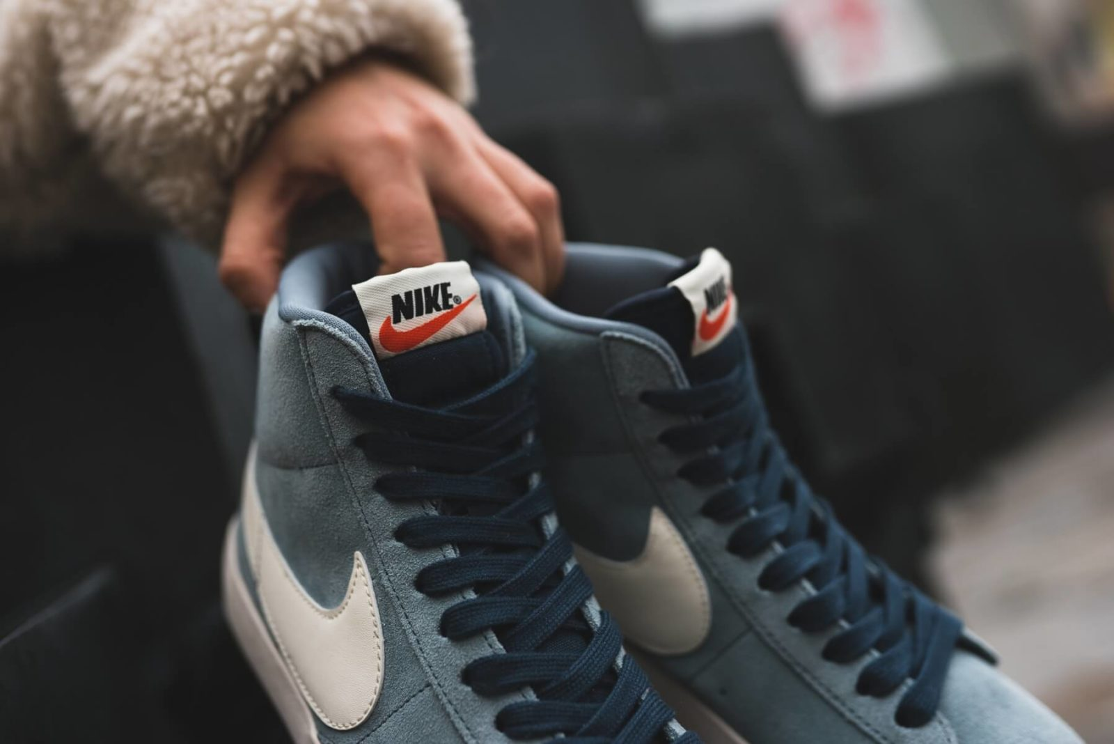 Nike Blazer Mid 'Monsoon Blue