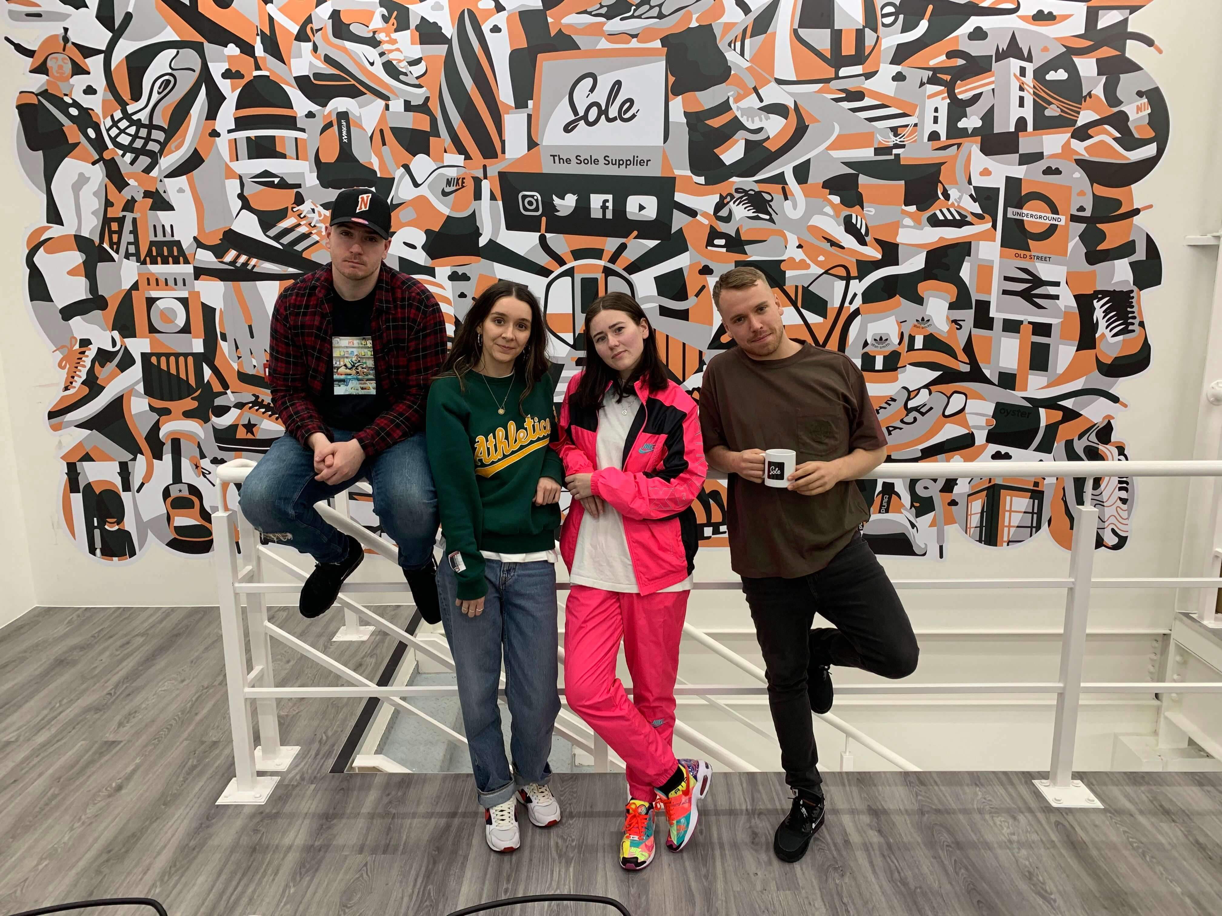 The Sole Supplier Podcast #7 – Mini Swoosh and Megan Perry