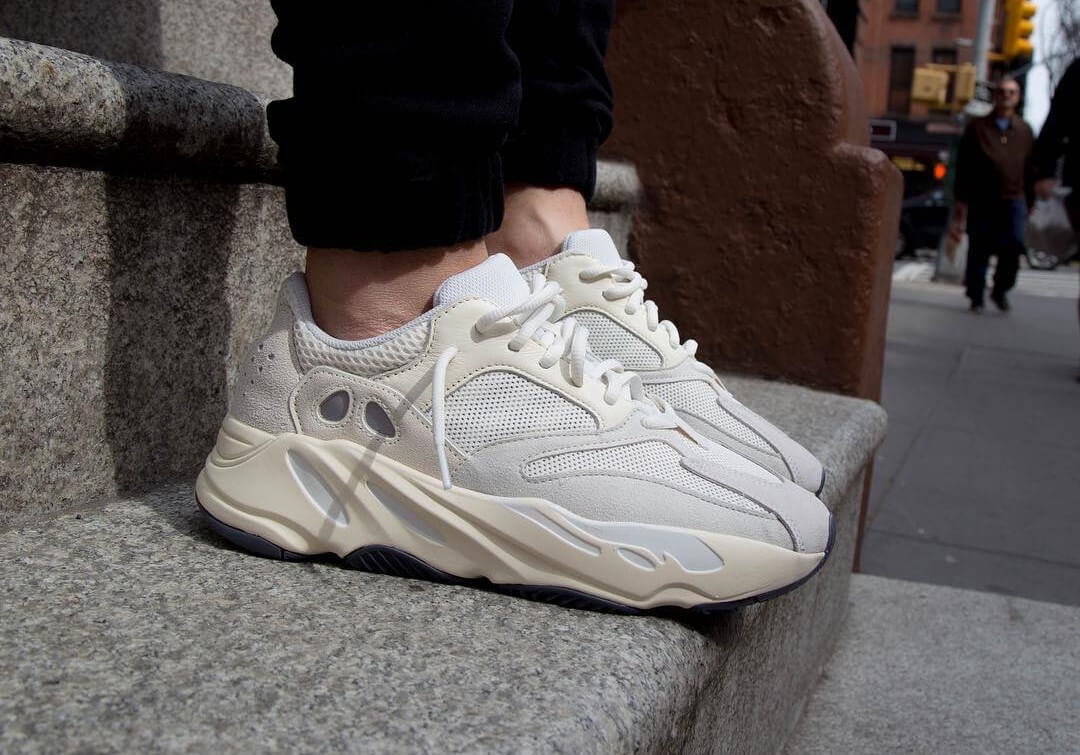 Yeezy Boost 700 Analog: These On Foot