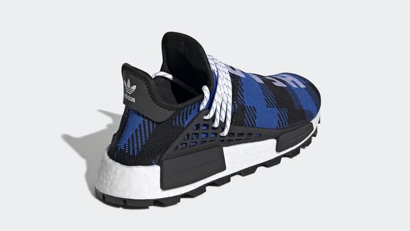 adidas nmd hu schwarz