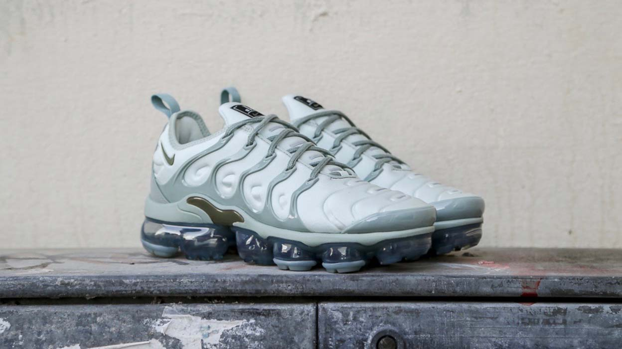 Spring Into Action With The Nike Air VaporMax Plus 'Medium Olive'