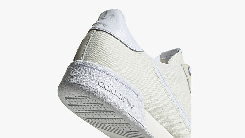 Donald Glover x adidas Continental 80 White