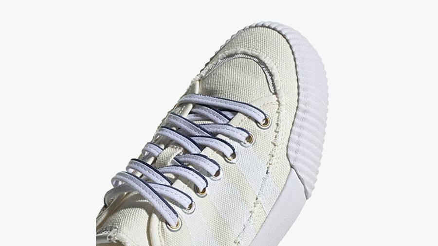 Donald Glover x adidas Nizza White