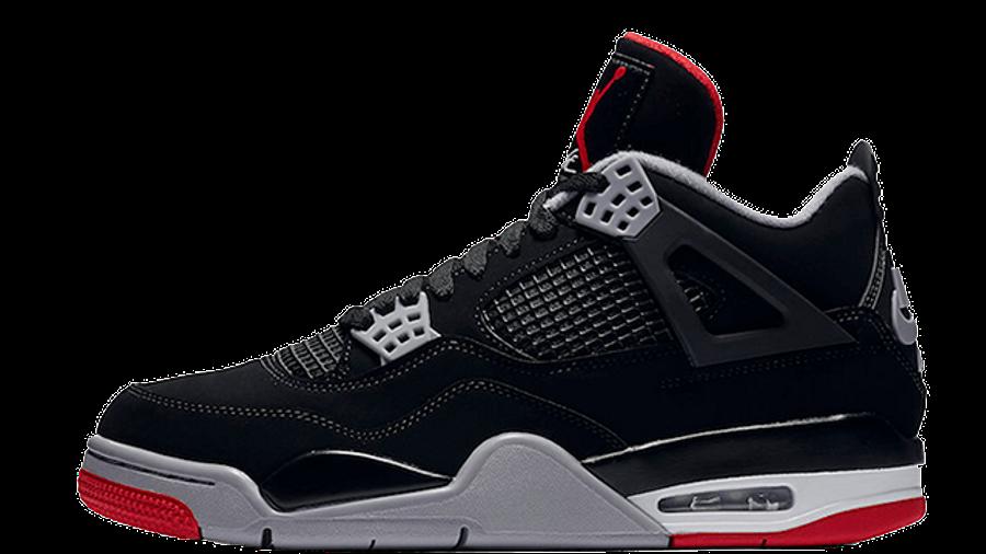 Nike Air Jordan 4 Bred | Where To Buy